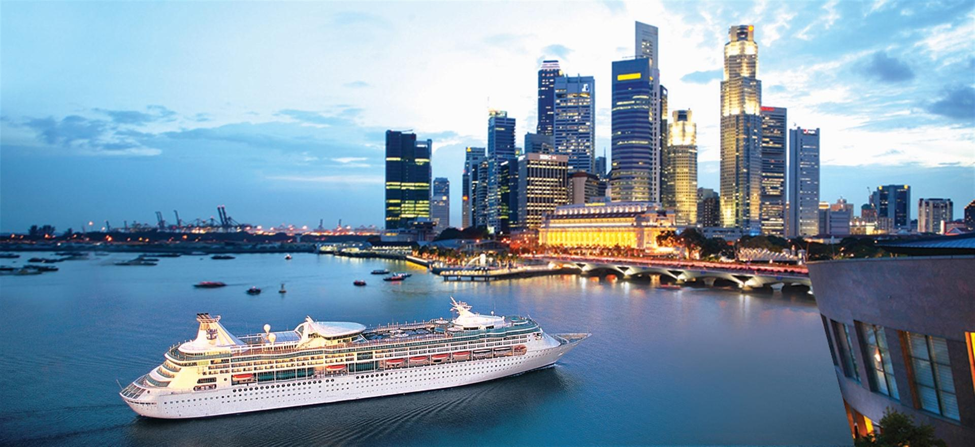 CROAZIERA DE GRUP – VOYAGER OF THE SEAS    Hong Kong - Macao – Vietnam – Singapore